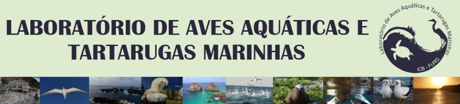LABORATÓRIO DE AVES AQUÁTICAS E TARTARUGAS MARINHAS